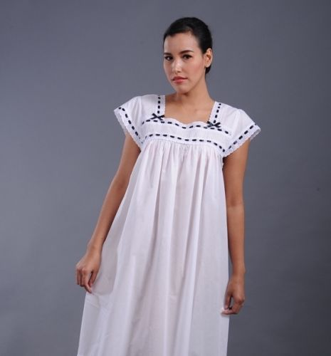 Cotton Nightdress - MAY B