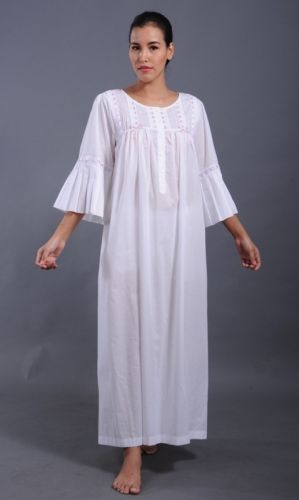 Cotton Nightdress - DB Natalie