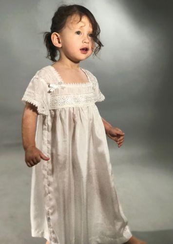 Girl's Silk Dress RN
