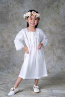 NEW! Long Cotton Dress for Girl