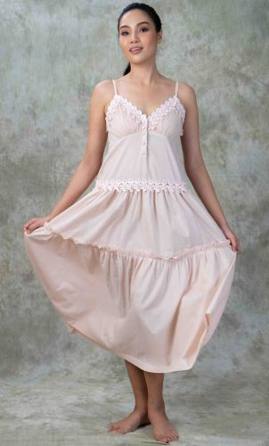 NEW! Long Camisole Nightdress - Chada