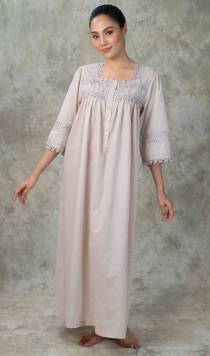 NEW! Long Sleeve Nightdress - Maco