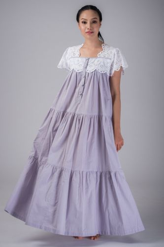 NEW! Gray Cotton Dress- ROLA GY3