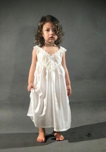 Girl's Silk Dress DIA
