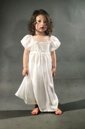 Girl's Silk Dress TY