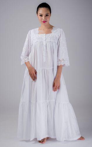 NEW! Lace Nightdress - Mame