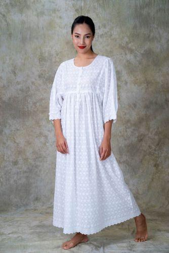 NEW! Cotton Lace Dress - Ano