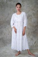 NEW! Cotton Lace Dress - AVA