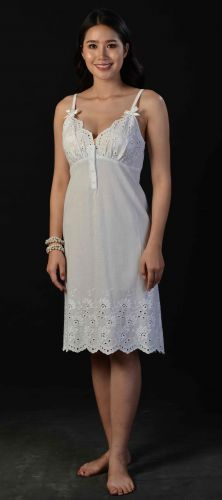 NEW! Cotton Embroidered Nighty KP2