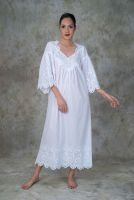 NEW! Cotton Embroidered JINNY