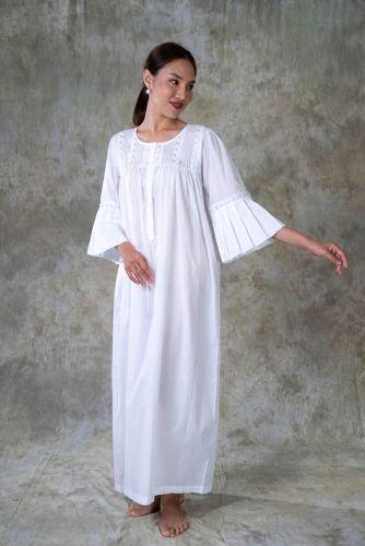 Cotton Nightdress - DB Natalie