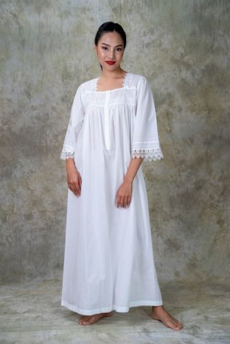 NEW! Cotton Lace MDE