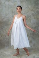 NEW! Embroidery Cotton dress - LIZ