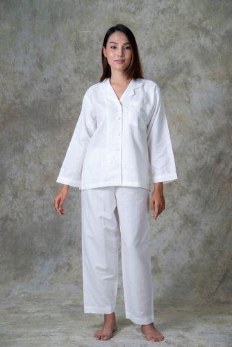 NEW! Linen Pyjamas Set W