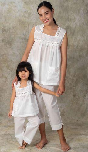 NEW! Pyjamas Set RN (Blouse and Pants)