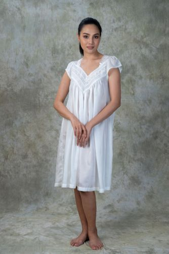 Silk Nightdress - JONEN