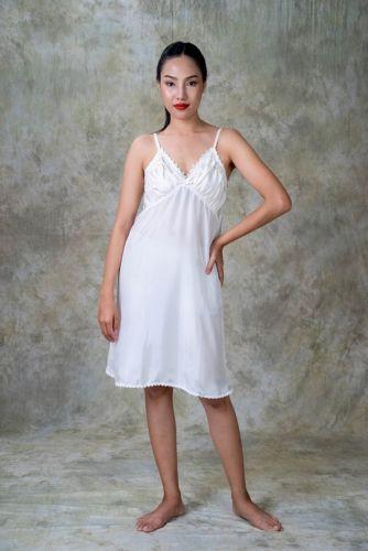Silk Nightdress - SAREN