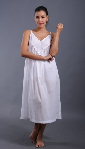 Cotton Nightdress - MN17