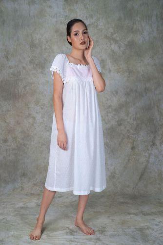 NEW! Cotton Nightdress SMD-TY