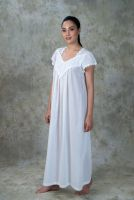 NEW! Dotted Cotton Nightdress WINDY