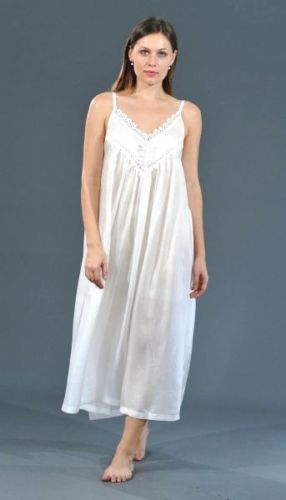 Silk Nightdress - Manee