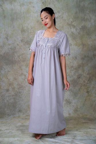 NEW! Long Luxury Night dress - TALYN