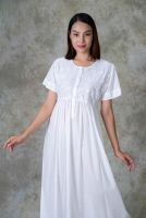 NEW! Cotton Dress - TARA