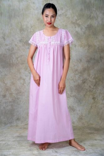 NEW! Cotton Dress - LINDA